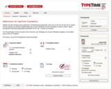 Das geschützte TypeTime Portal