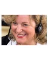 Marie-Claire Beckx, Dolmetscherin und Moderatorin