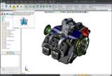 Schnellere Konstruktionen in ZW3D 2012 dank neuer Benutzeroberfläche