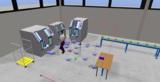 Mit dem taraVRbuilder lassen sich Bedienwege in Produktionsszenarien simulieren und optimieren