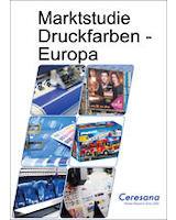 Marktstudie Druckfarben - Europa