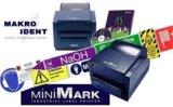 MiniMark™ Drucker zum Drucken von Schildern und Etiketten