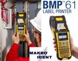 Etikettendrucker BMP61: Hochwertiger, tragbarer Drucker für die Produkt- und Kabelkennzeichnung