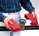 Lockout-System für Durchlassventile