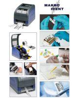Labor–Etikettendrucker BBP33