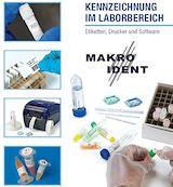 Für die Kennzeichnung verschiedener Laborproben passende Laboretiketten und Labordrucker