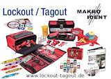 Brady Lockout/Tagout Arbeitssicherheits-Lösungen vom bekannten Brady-Distributor MAKRO IDENT