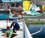 Ölbindemittel für Wasseroberflächen beseitigen ausgelaufendes Öl schnell und sicher