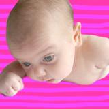 Ihr Lieblingsbabyfoto im Pop-Art-Stil - die Junior Edition