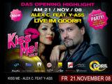 Alex C. und Y-Ass im berliner Q-Dorf bei Kiss Me! Berlin