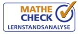 Mathecheck orientiert an den Bildungsstandards
