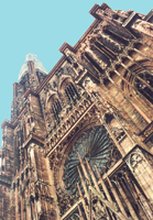 DaS Straßburger Münster, von Anja Smeling, Pixelio