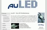 Leistungsdaten, Lampendesign und Einsatzbereiche der AuLED