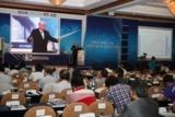 700 koreanische Mittelständler lauschen gespannt den Ausführungen von Prof. Dr. Jörg Knoblauch