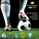 Fußball-Stars kicken in Dortmund