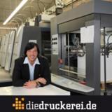 Onlinedruckerei senkt Plakatpreise. (Im Bild: Walter Meyer, Geschäftsführer Onlineprinters GmbH)