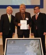 Auszeichnung für diedruckerei.de - Foto: SX Heuser