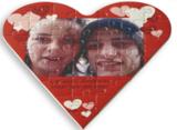 Herzpuzzle – das perfekte Valentinsgeschenk