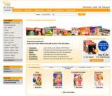 Das neue Design von dem Shoppingportal www.abo-direkt.de