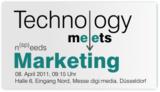 "Kongress: ""Technology meets Marketing"" am 08. April 2011 auf der digi:media, Düsseldorf"
