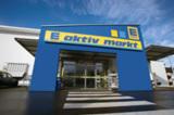 EDEKA Aktiv Markt in Calw, einer von neun Einzelhandelsfilialen der Verbrauchergenossenschaft Calw
