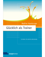 Glücklich als Trainer, Nadine Hamburger