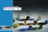 Spielbar III herausgegeben von Axel Rachow