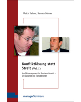 "Trainings-DVD ""Konfliktlösung statt Streit"""