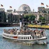 Kombi Berlin Stadtrundfahrt und Dampferfahrt