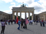 Stadtrundgang Berliner Mauer am Brandenburger Tor