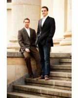 Die Käuferportal.de Gründer: Robin Behlau und Mario Kohle