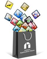 Intrexx Application Store mit breitem Angebot für Unternehmen