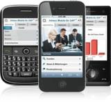 Per Smartphone auf SAP-Daten zugreifen