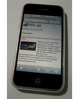 kfz.net jetzt auch übers Handy abrufbar