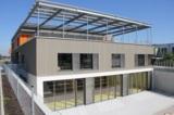 Erstes Plusenergie-Kinderhaus in Höhenkirchen-Siegertsbrunn. © Fraunhofer IBP