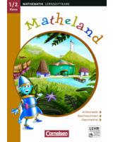 Matheland 1/2 - Rechnen üben im multimedialen Matheland