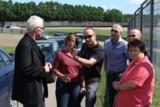 Theo Bergauer (links) im Dialog mit Seminarteilnehmern