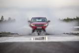 Abgenutzte Reifen unter vier Millimeter Profil erhöhen die Aquaplaning-Gefahr     Foto: Nokian Tyres