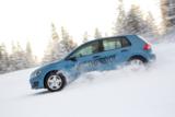 Der Nokian WR D3 Winterreifen ist Testsieger 2014 im Auto Bild Winterreifen-Test Foto: Nokian Tyres