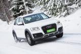 Der neue Nokian WR SUV 3 High Performance Winterreifen fährt sich hervorragend   Foto: Nokian Reifen