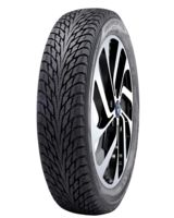 Der neue Nokian Hakkapeliitta R2 Winterreifen für BMWs i3 Elektro-Auto      Foto: Nokian Tyres