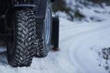 Der Nokian Hakkapeliitta TRI ist der weltweit erste Traktor-Winterreifen    Foto: Nokian Heavy Tyres