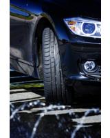 Der Nokian Line Reifen ist Testsieger im Sommerreifen-Test 2013 von Auto Bild Foto: Nokian Reifen