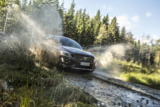 """Der Nokian Line SUV ist Testsieger im """"Auto Bild allrad"""" SUV-Sommerreifen-Test 2015 Foto: Nokian"""