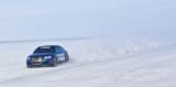 Weltrekord für Nokian-Winterreifen mit 335,71 km/h Höchstgeschwindigkeit auf Eis Foto: Nokian Reifen