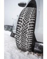 Der Nokian Weatherproof Allwetterreifen ist der Testsieger im Ganzjahres-Reifentest Foto: Nokian