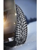 Der umweltfreundliche Winterreifen Nokian WR D3 fährt sicher und wirtschaftlich     Foto: Nokian