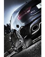 Der Nokian zLine Ultra High Performance Sommerreifen für sicheres Fahrverhalten Foto: Nokian Tyres