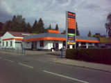 Die Vianor-Filiale in Memmingen signalisiert High-Quality-Reifenhändler       Foto: Nokian Tyres