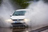Nokian-Reifen bieten unter extremsten Bedingungen Sicherheit bei Nässe und Trockenheit  Foto: Nokian